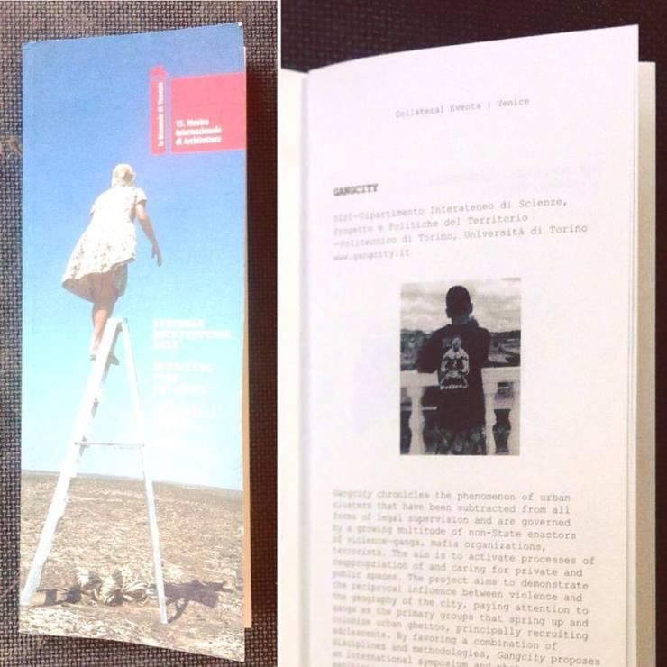 Artieri partecipa alla Biennale di Venezia