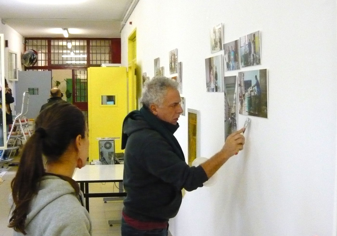 mostra in carcere